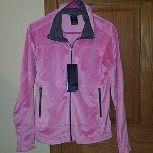 Super soft pink jacket